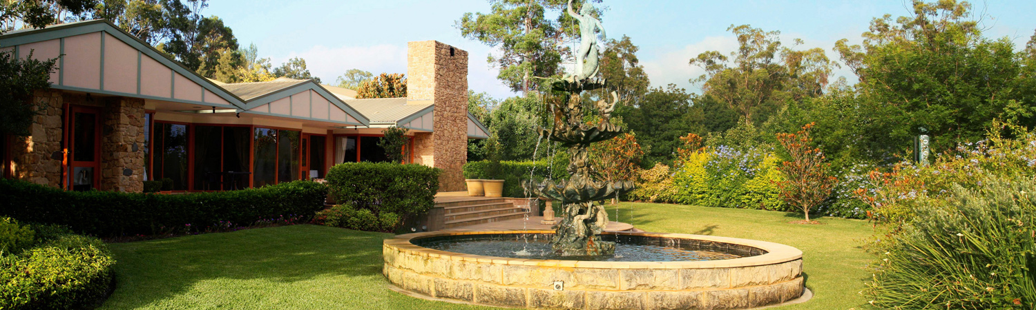 Luxury Accommodation in the heart of the Hunter Valley
