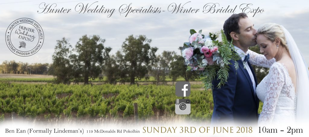 Winter Bridal Expo in the Vineyards