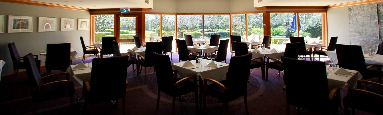 Dine in the Hunter Valley
