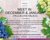 MEET at MERCURE in December and January!
