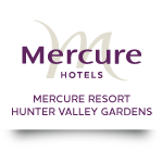 Mercure Hunter Valley offers luxury accommodation, high class conference facilities and a ideal wedding location